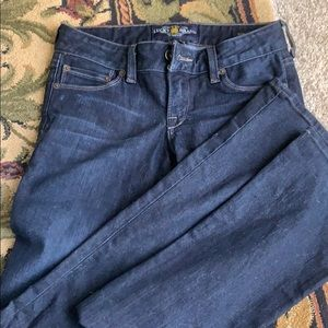 NOWT LUCKY BRAND JEANS LOLA BOOTCUT
